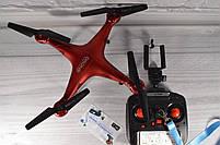 Квадрокоптер 1milion WIFI (переворот на 360гр. , Время полета: до 10 минут) Красный, фото 3