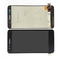 LG K7 2017 x230 x230DSF дисплей в зборі з тачскріном модуль чорний