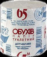 """Туалетная бумага """"Обухов"""""""
