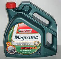 Масло Castrol Magnatec 5W40 (G052167M4) 4L 502.00/505.00