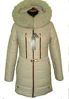 Куртка молодежная с мехом, 42-56 р-р