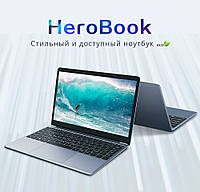"Ноутбук Chuwi Herobook 14.1"" 4/64Gb  Windows 10."