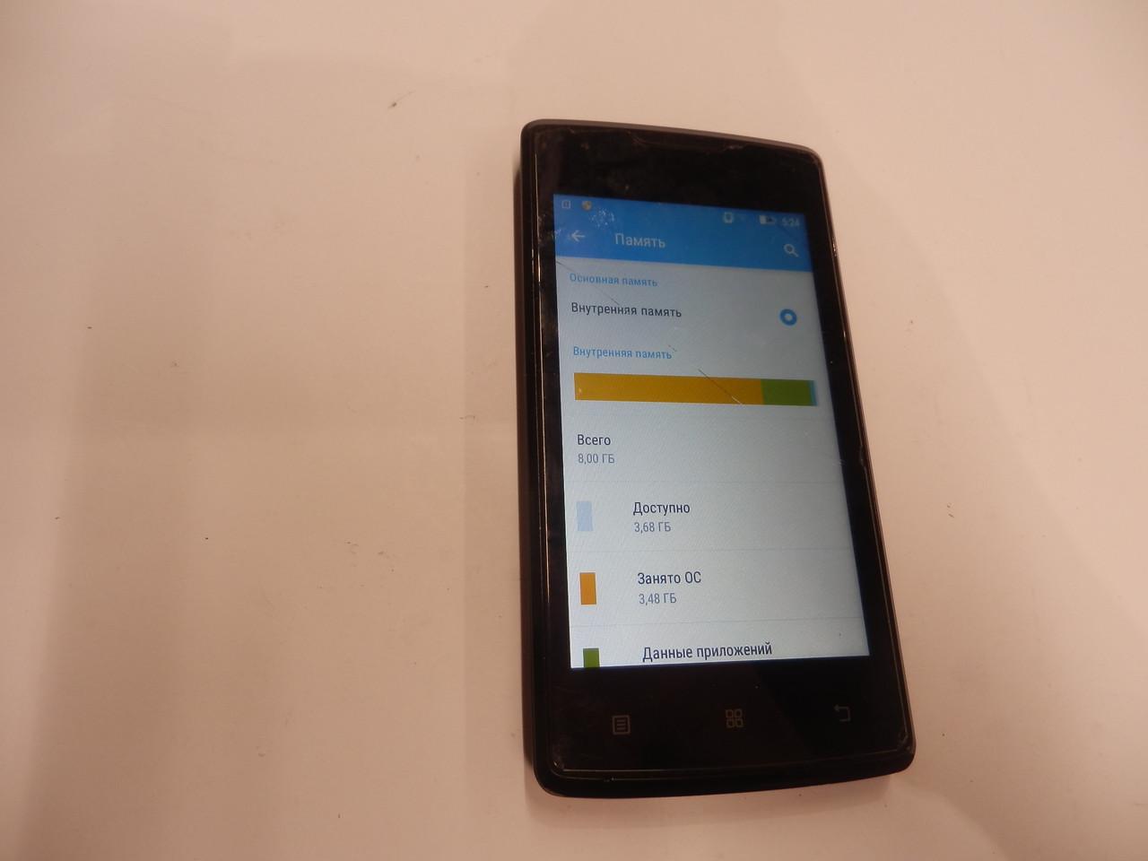 Мобильный телефон Lenovo A1000 355ВР