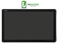 Дисплей (LCD) Huawei MediaPad M5 Lite 10 (BAH2-L09/ BAH2-W19) с сенсором черный