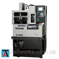 Токарный автомат швейцарского типа Tsugami серии С