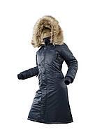 Оригинальная женская длинная зимняя куртка AIRBOSS N-7B Eileen 173000773121 (графит), фото 1