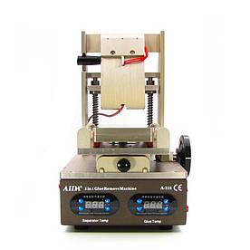 Станок AIDA A-318 для удаления поляризационной плёнки, OCA и Loca с вакуумным сепаратором (16 x 9,5 см)