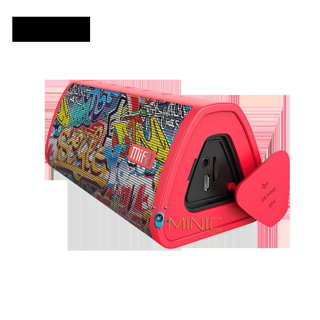 Портативная Bluetooth колонка Mifa A10 Graffiti