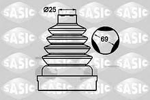 Пыльник правый внутренний Renault Symbol (SASIC 1904023)