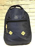 Сумка-рюкзак женская городская Tusente синий