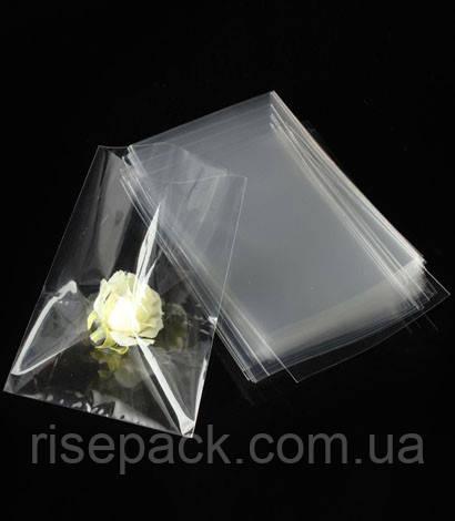 Пакеты прозрачные пп 8х12см
