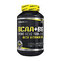 Аминокислота BCAA + B6 (200 tabs) BioTech
