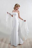Элегантное свадебное платье, модель №5925