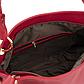 Женская Сумка Тоут из Искусственной Кожи Красная (518-1), фото 5