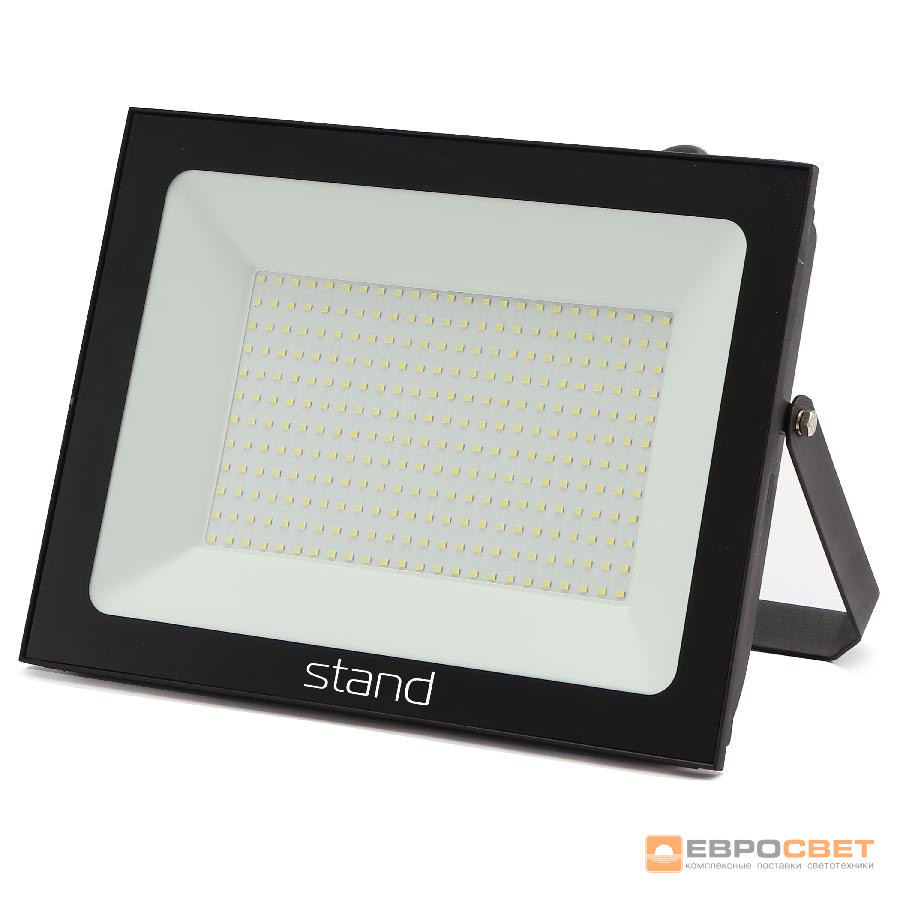 Прожектор світлодіодний ЕВРОСВЕТ 200Вт 6400К 16000Лм