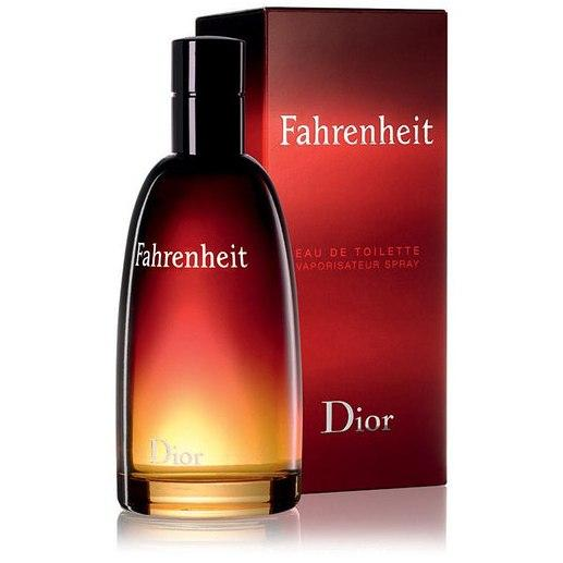 Мужская туалетная вода Christian Dior Fahrenheit (Кристиан Диор Фаренгейт) 100 мл
