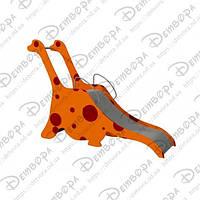 "Горка ""Жираф 1"""