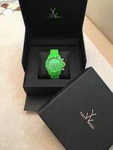 Часы Оригинальные Toy Watch (ToyWatch, Той Вотч) зеленые годинник, фото 2