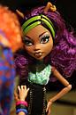 Набор кукол Monster High Клодин и Хоулин Вульф Clawdeen Howleen Монстер Хай Школа монстров, фото 3