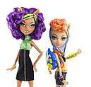 Набор кукол Monster High Клодин и Хоулин Вульф Clawdeen Howleen Монстер Хай Школа монстров, фото 9