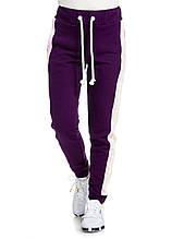 Брюки женские Flёur фиолетового цвета