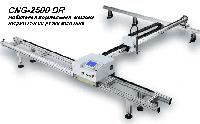 Мобильная портальная машина термической резки серии CNG–2500 DR