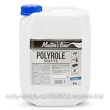 Поліроль для пластика концентрат 1:3 (Матовий)/ 5л.