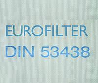 Потолочный фильтр тонкой очистки Eurofilter F5