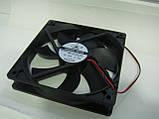 Вентилятор HONGWEI MOTOR 120x120mm 24v 0.3А для сканнеров, голов, усилителей, фото 5