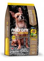 NUTRAM T28 Salmon & Trout- Холистик корм для мелких пород собак. БЕЗ ЗЛАКОВЫЙ, лосось и форель 320g
