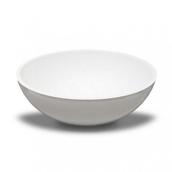 Умывальник-чаша накладной Fancy Marble Mona 420х420 ТМ