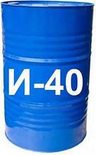 Масло индустриальное И-40