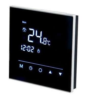 Терморегулятор для теплого пола Warmlife (сенсорный)