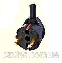 Евровілка В16-301 чорна латунь