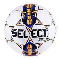 Мяч футбол Select №4 Numero,Brilliant Replica Duxon Sky