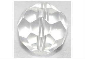 Бусины для хрустальных штор, Crystal 6mm, 1шт