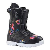 Ботінки сноубордичні жіночі Burton Mint black/multi розмір - EU 39  24,5см  US 7.5, фото 1