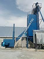 Зерносушарка  шахтного типу 5 т/г ( пшениця, кукурудза, соя)