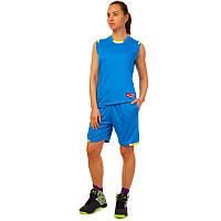 Форма баскетбольная женская Reward LD-8096W-BL (реплика)