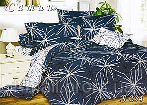Комплект постельного белья Тет-А-Тет ( Украина ) Сатин евро (S-234)