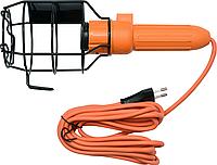 Лампа переноска PRACTIC 100 Вт. метал. решетка YATO 82713