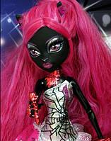 Кукла Monster High Кэтти Нуар (Catty Noir) базовая Монстер Хай Школа монстров