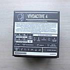 Смарт-годинникVivoactive 4 Silver Stainless Steel Bezel with Shadow Gray Case and Band з сірим  ремінцем, фото 6