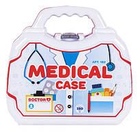 Набор медицинский в чемодане 182
