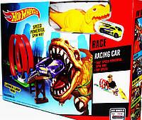 Игровой набор Трек Хот Вилс Динозавр Hot Wheels HW08