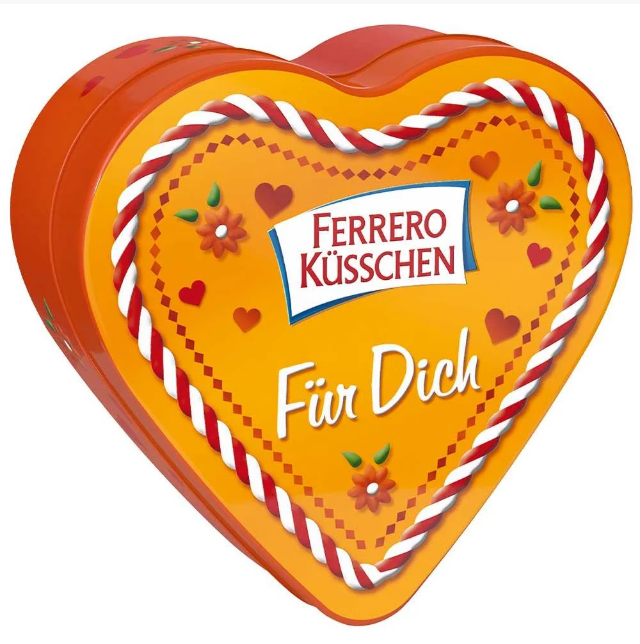 Конфеты Ferrero Kusschen 142 g