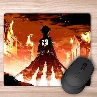 Коврик для мышки Attack on Titan 04