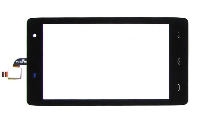Homtom Ht20 сенсорний екран, тачскрін чорний