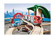 BRIO World НАБОР Двухуровневый с вокзалом 33512, фото 8