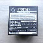 Смарт-годинник Vivoactive 4 Slate Stainless Steel Bezel with Black Case and Silicone Band з чорним ремінцем, фото 6